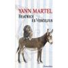 Yann Martel Beatrice és Vergilius