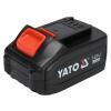 Yato Akkumulátor 18 V 4,0 Ah Li-ion YATO - YT-82844