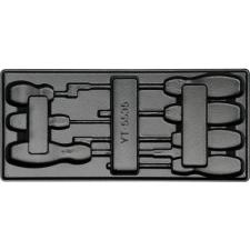 Yato Fiókbetét szerszámok nélkül szerszámkocsihoz YT-5535 csavarhúzó készlethez (YT-55351) autójavító eszköz