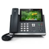 Yealink SIP-T48G Yealink SIP-T48G - VoIP phone TCP/IP, VOIP, Power over Ethernet, CLIP, Phone Book, Hands Free, Date, Volume Control