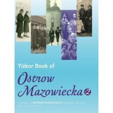 Yizkor Book of Ostrow Mazowiecka (Number 2) – Yehuda Leib Levin idegen nyelvű könyv