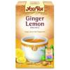 Yogi bio citromos gyömbér tea (15 db filter)