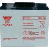 Yuasa Ólom akku 12V 17Ah (YUASA) típus NP17-12I VDS-minősítéssel (helyettesíti: 12V 18Ah )