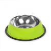 Yummie Etetőtál - 18 cm - zöld (60005GR)