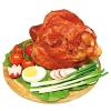 Zádor -Hús füstölt hátsó csülök (1,5-2 kg)