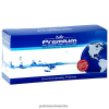 Zafir Premium 6020/6022/6027 C 100% Új utángyártott Zafír Prémium tonerkazetta