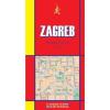 Zágráb térkép - Intersistem