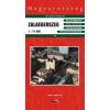 Zalaegerszeg és Nagykanizsa várostérkép - Topopress
