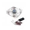 Zalman 92mm LED ZM-F2 LED (SF) + FAN MATE2 BUNDLE (ZM-F2 LED (SF) & FAN MATE 2)