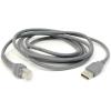 Zebra CBA-U01-S07ZAR USB Data Transfer Cable - 2.13 m - 1 x Type A USB - Grey