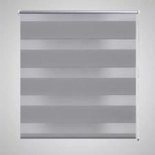 Zebra roló 60 x 120 cm-es Szürke redőny