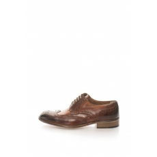 Zee Lane Collection , Bőr brogue cipő, Barna, 43 (T114-PELLE-QUEBRACHO-ZNC-43)