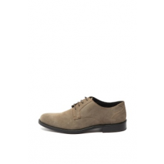Zee Lane Collection , Nyersbőr oxford cipő, Khaki, 44 (2501-CROSTA-TAUPE-ZNC-44)