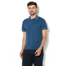 Zee Lane , Galléros póló, Kék, XL (ZL18S-TH-1-BLUE-ROYAL-XL)