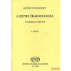 Zeneműkiadó A zenei írás-olvasás gyakorló füzetei 1