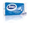ZEWA Deluxe 3 rétegű toalettpapír 8 tekercs tiszta fehér