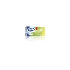 ZEWA Papír zsebkendo, 4 rétegű, 10x9 db, ZEWA Softis, aloe balsam higiéniai papíráru