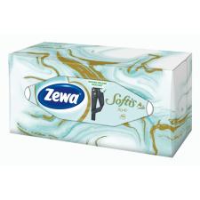 Zewa Softis dobozos papírzsebkendő 4 réteg több minta - 1db higiéniai papíráru