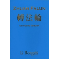 Zhuan Falun – Li Hongzhi idegen nyelvű könyv