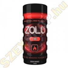 ZOLO maszturbátor - Fire művagina