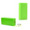 Zone Europe Kft. Külső akkumulátor, 5600 mAh, Okostelefonhoz és TabletPC-hez, ST-508, zöld