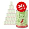 Zooplus Bio 24x400g - Csirke répával