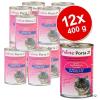 Zooplus Feline Porta 21 akciós csomag 12 x 400 g - Tonhalas surimival