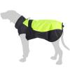 Zooplus Illume Nite Neon fényvisszaverő kutyakabát - kb. 50 cm háthossz