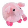 Zooplus Piggy Pig fogínymasszírozó kutyajáték - 2 x darab