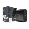 ZOTAC ZBOX QK5P1000 | Intel Core i5-7200U 2,5 | 4GB DDR4 | 1000GB SSD | 0GB HDD | nVIDIA Quadro P1000 4GB | W10 P64