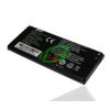 ZTE Skate gyári bontott új állapotú akkumulátor (Li3714T42P3H853448) Li-Ion 1400mAh