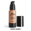 Zuii Organic Bio folyékony alapozó Warm Amber