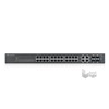 ZyXEL GS2210-24 24port GbE LAN L2 menedzselhető switch