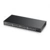 ZyXEL ZYXEL Switch 48x1000Mbps+2xSFP Smart Menedzselhető